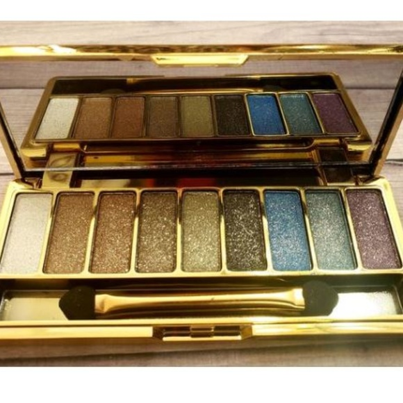 Other - Glitter EyeShadow 9 Color Dazzle Palette #5